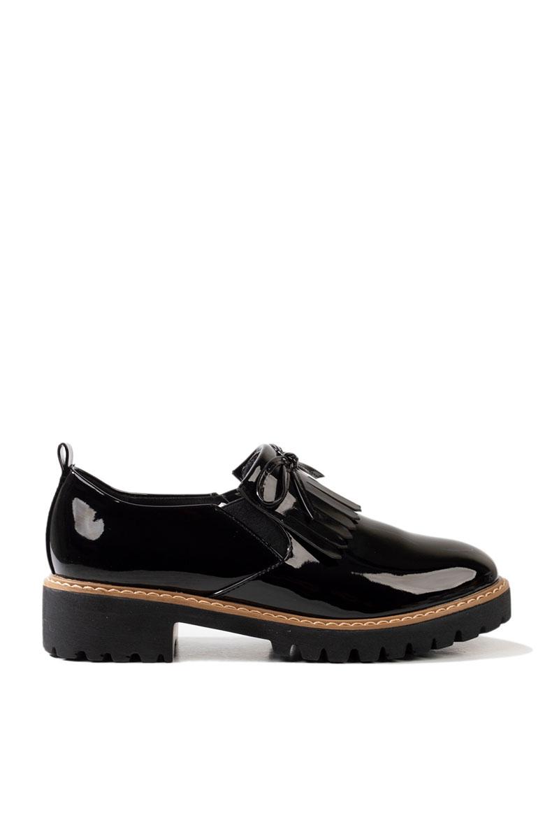 Pantofi Casual Dama Cami Negru